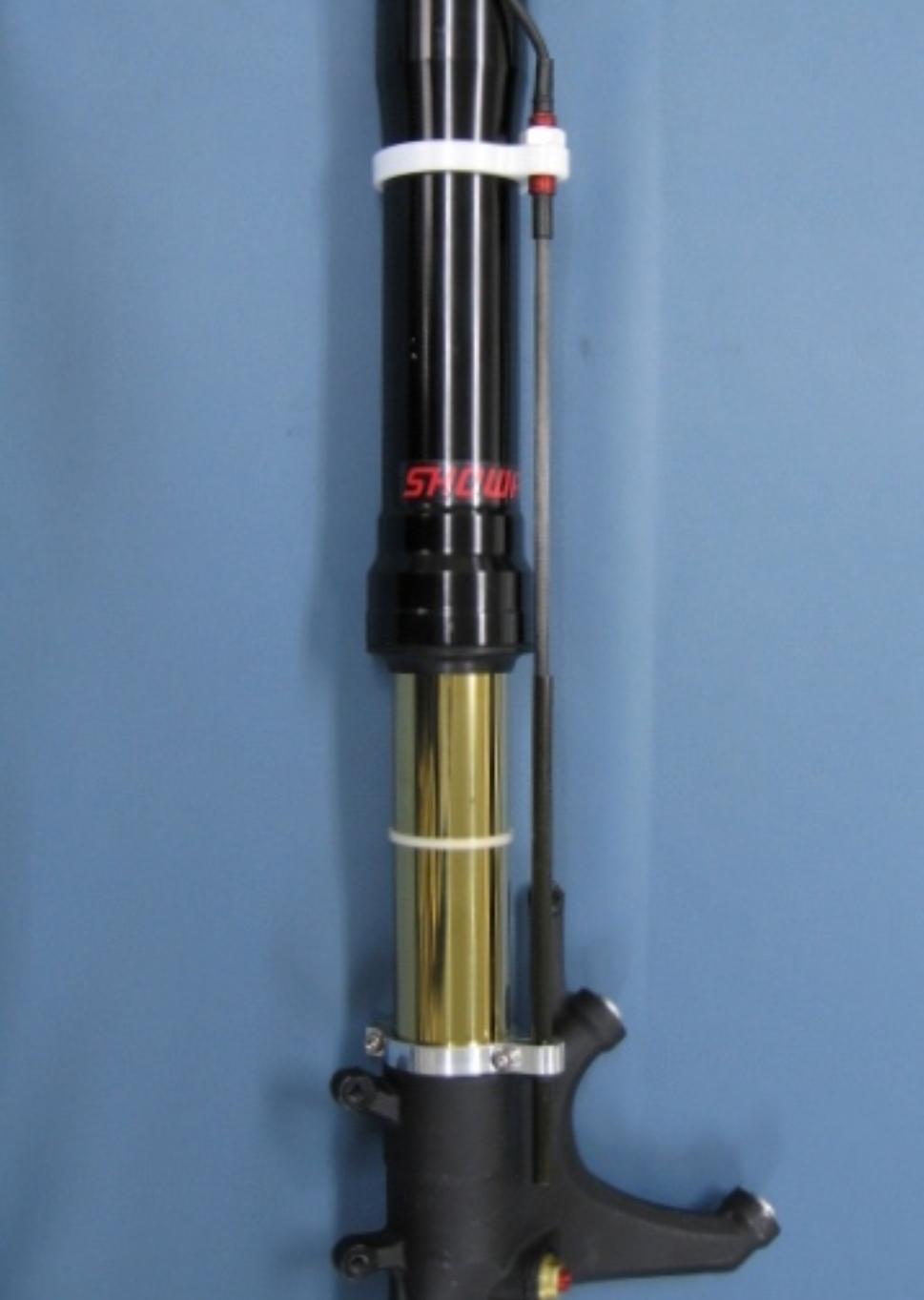 07~CBR600RR フロントストロークセンサーステーセット