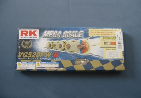 CBR1000RR RK VG520FW‐R 120L