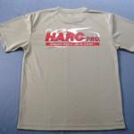 HARC オリジナルドライTシャツ