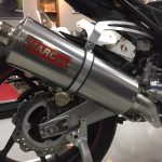 2018 HEX-JP250 FULL EXHAUST SET