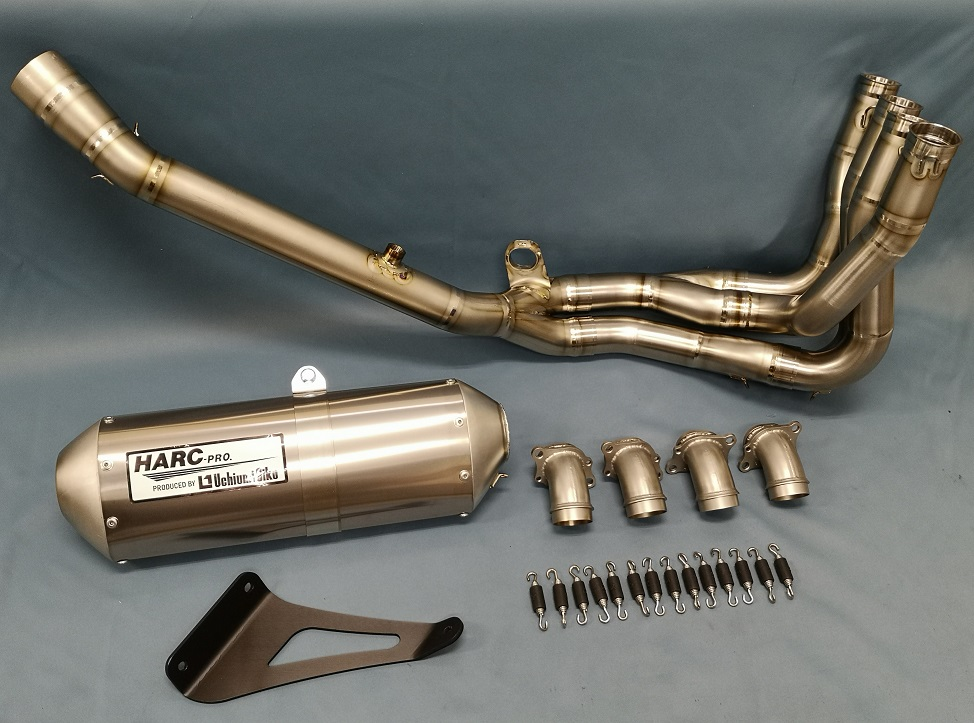 20~CBR1000RR-R RACING EXHAUST SET